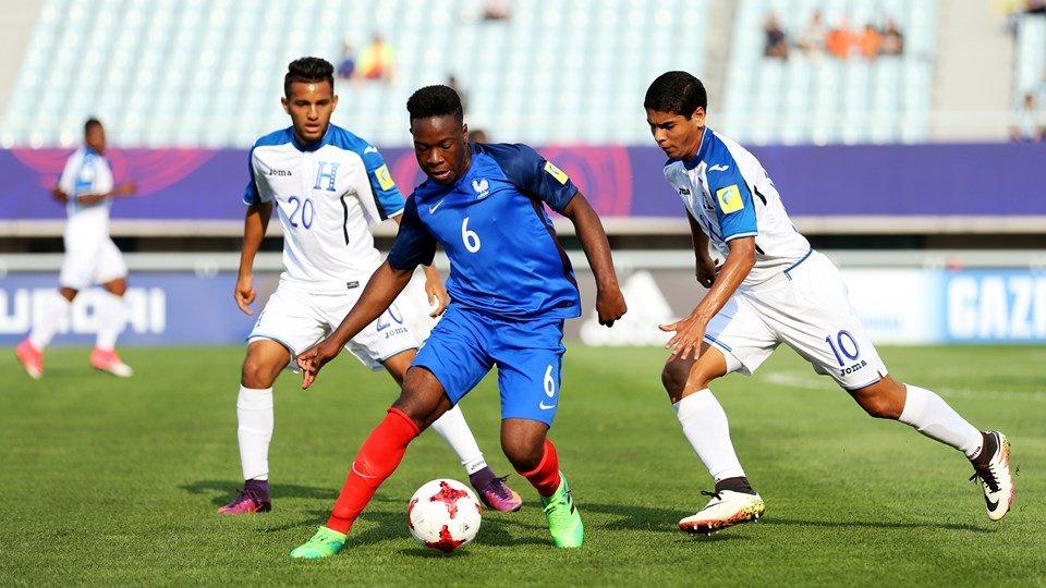 Truc tiep World Cup U20: U20 Phap vs U20 Honduras hinh anh 4