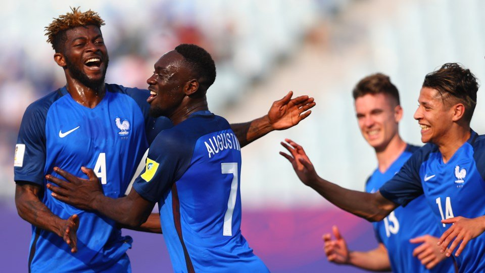Ket qua U20 Phap vs U20 Honduras: U20 Phap qua manh, thang doi thu kieu 'meo von chuot' hinh anh 1