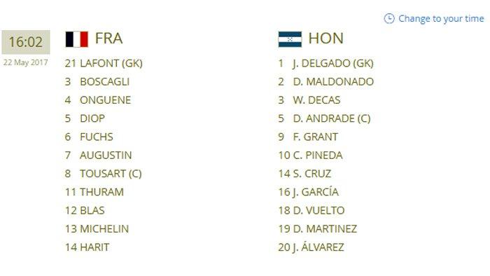 Truc tiep World Cup U20: U20 Phap vs U20 Honduras hinh anh 13