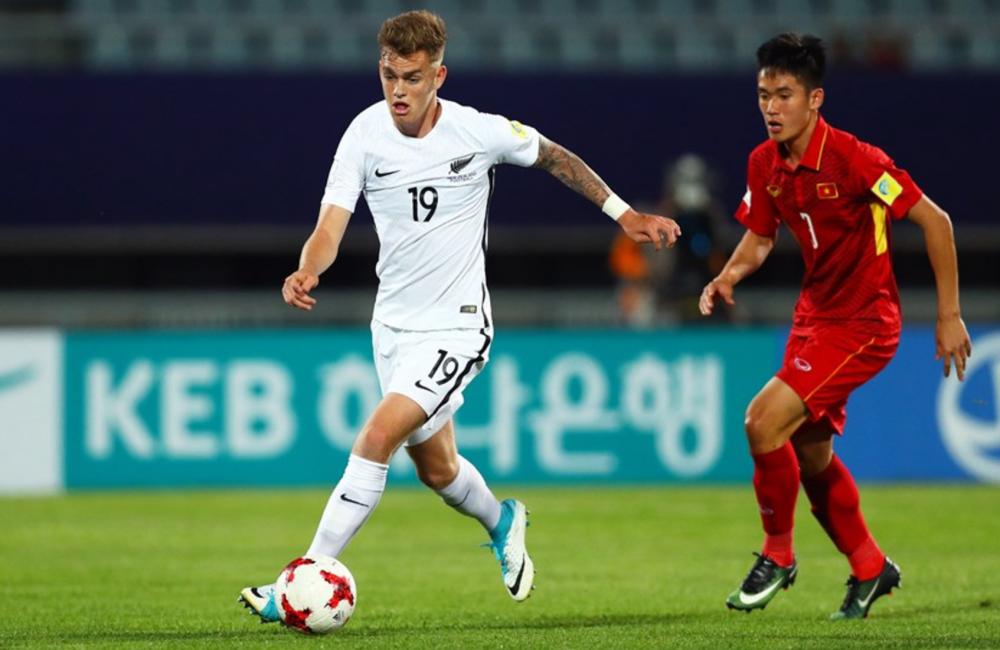 HLV Hoang Anh Tuan: U20 Viet Nam khong bao gio duoc phep guc nga hinh anh 3