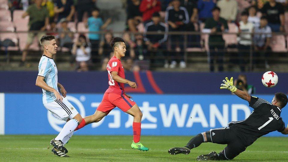 Truc tiep U20 Han Quoc vs U20 Argentina giai U20 The gioi 2017 hinh anh 8