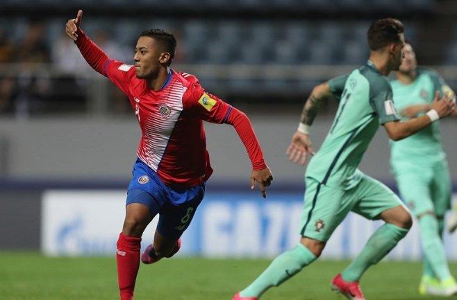 Truc tiep U20 Costa Rica vs U20 Bo Dao Nha giai U20 the gioi 2017 hinh anh 1