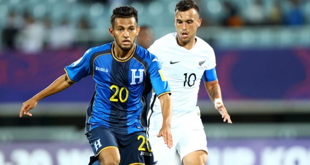 Ket qua U20 New Zealand vs U20 Honduras: U20 Viet Nam van dung hang 3 hinh anh 1