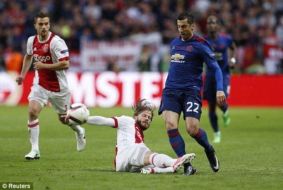 Truc tiep MU vs Ajax, Link xem tran chung ket Europa League 2017 hinh anh 10