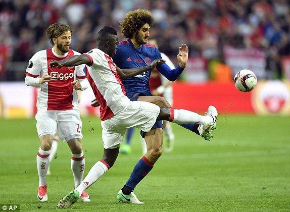 Truc tiep MU vs Ajax, Link xem tran chung ket Europa League 2017 hinh anh 8