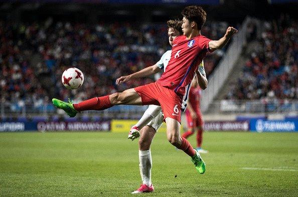 Ket qua U20 Anh vs U20 Han Quoc: Doi chu nha mat ngoi dau dang tiec hinh anh 1