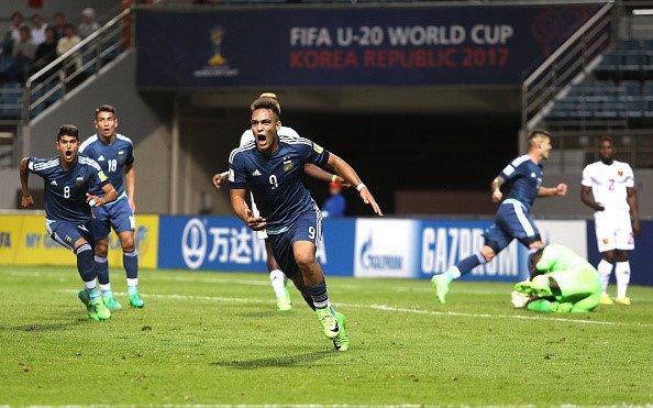 Link xem truc tiep U20 Argentina vs U20 Guinea giai U20 the gioi 2017 hinh anh 2