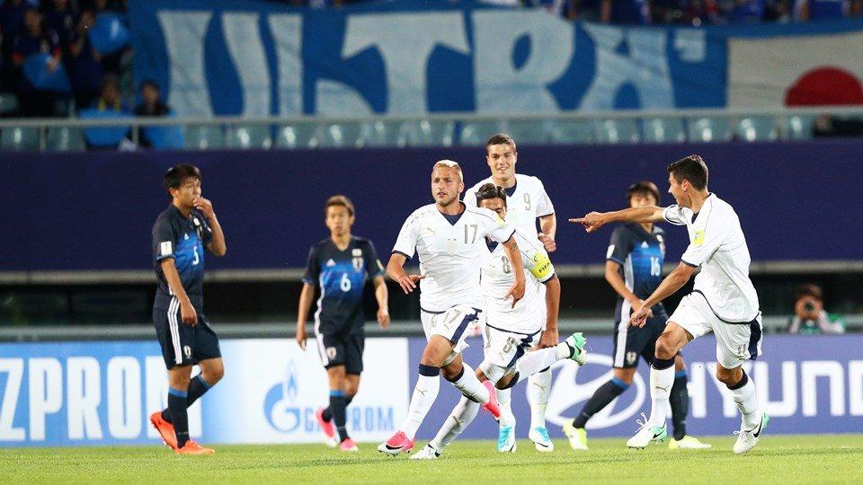 Ket qua U20 Nhat Ban vs U20 Italia: Cua di tiep cua U20 Viet Nam hep lai hinh anh 1