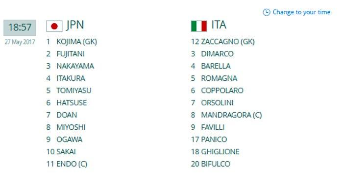 Link xem truc tiep U20 Nhat Ban vs U20 Italia giai U20 the gioi 2017 hinh anh 8
