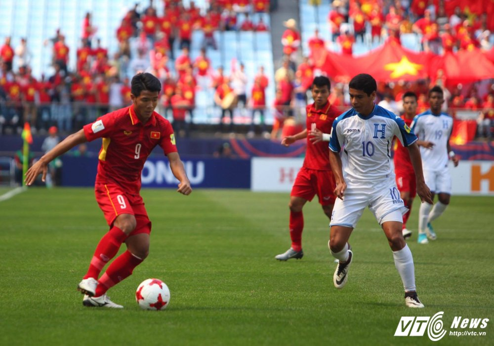 Ket qua U20 Viet Nam vs U20 Honduras: U20 Viet Nam thua tiec nuoi, dung cuoi bang E hinh anh 1