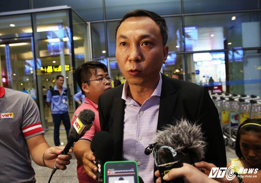 Pho chu tich VFF Tran Quoc Tuan: Goi cau thu U20 Viet Nam da SEA Games la quyen cua HLV Huu Thang hinh anh 2