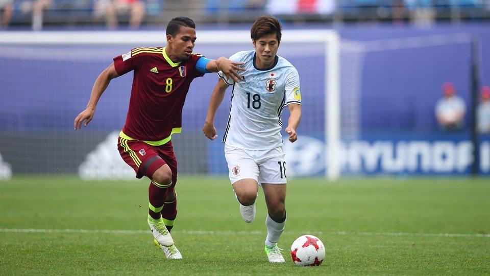 Link xem truc tiep U20 Venezuela vs U20 Nhat Ban giai U20 the gioi 2017 hinh anh 6