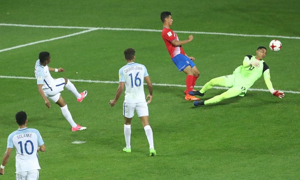 Video xem truc tiep U20 Anh vs U20 Costa Rica giai U20 the gioi 2017 hinh anh 1