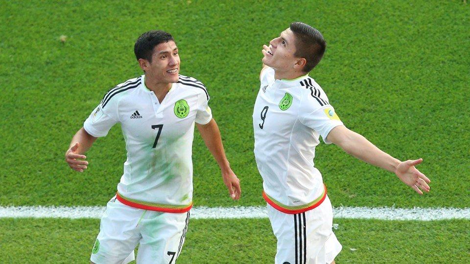 Ket qua U20 Mexico vs U20 Senegal: U20 Mexico thang nhe, gap U20 Anh o tu ket hinh anh 2
