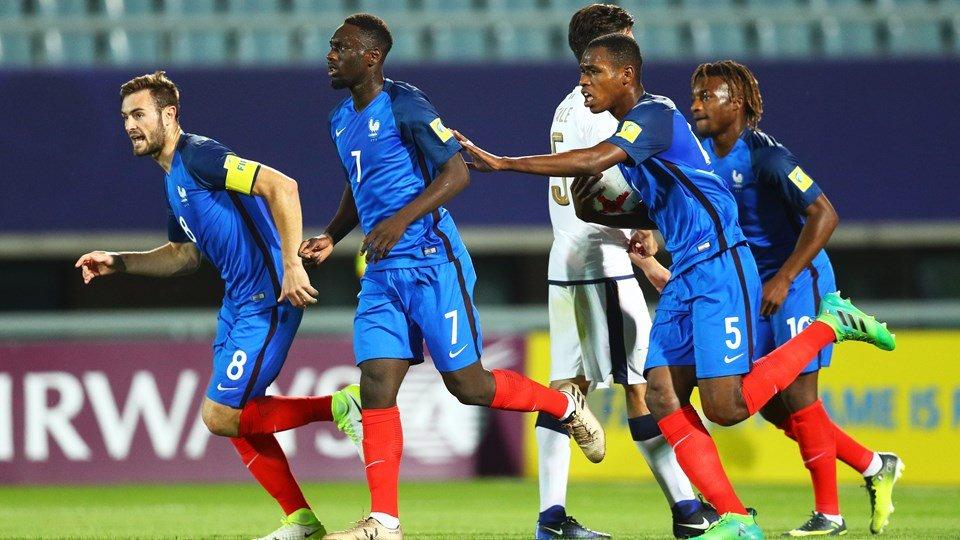 Video xem truc tiep U20 Phap vs U20 Italia giai U20 the gioi 2017 hinh anh 2
