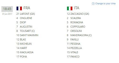 Video xem truc tiep U20 Phap vs U20 Italia giai U20 the gioi 2017 hinh anh 9
