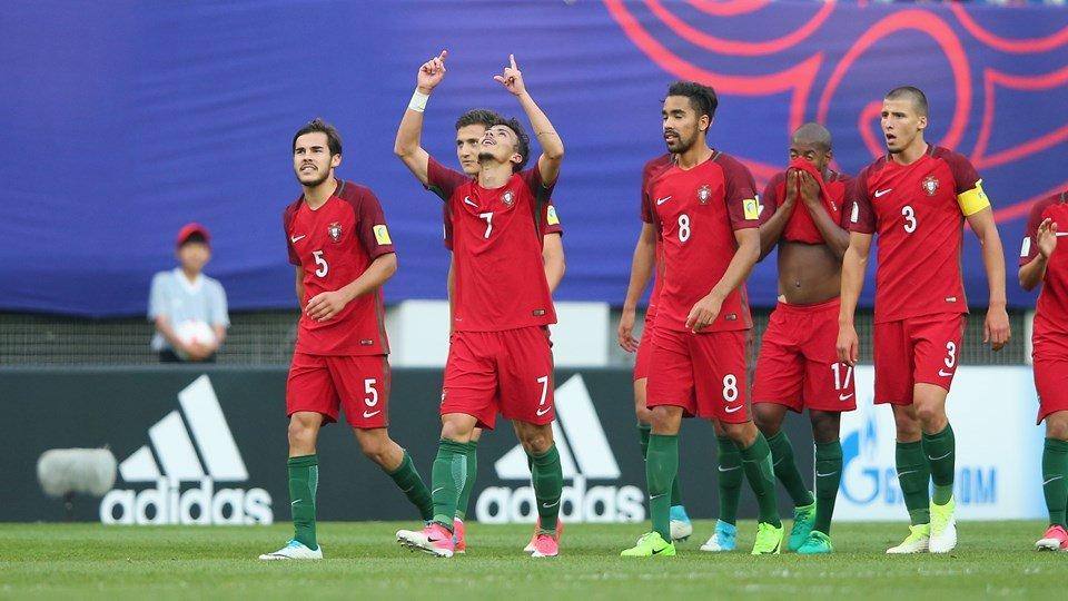 Ket qua U20 Bo Dao Nha vs U20 Uruguay: U20 Uruguay vao ban ket sau loat 'dau sung' kieu moi hinh anh 2
