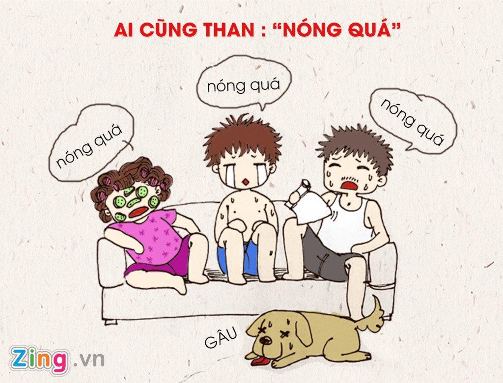 'Khong the song noi' voi thoi tiet nang nong tren 40 do C hinh anh 2