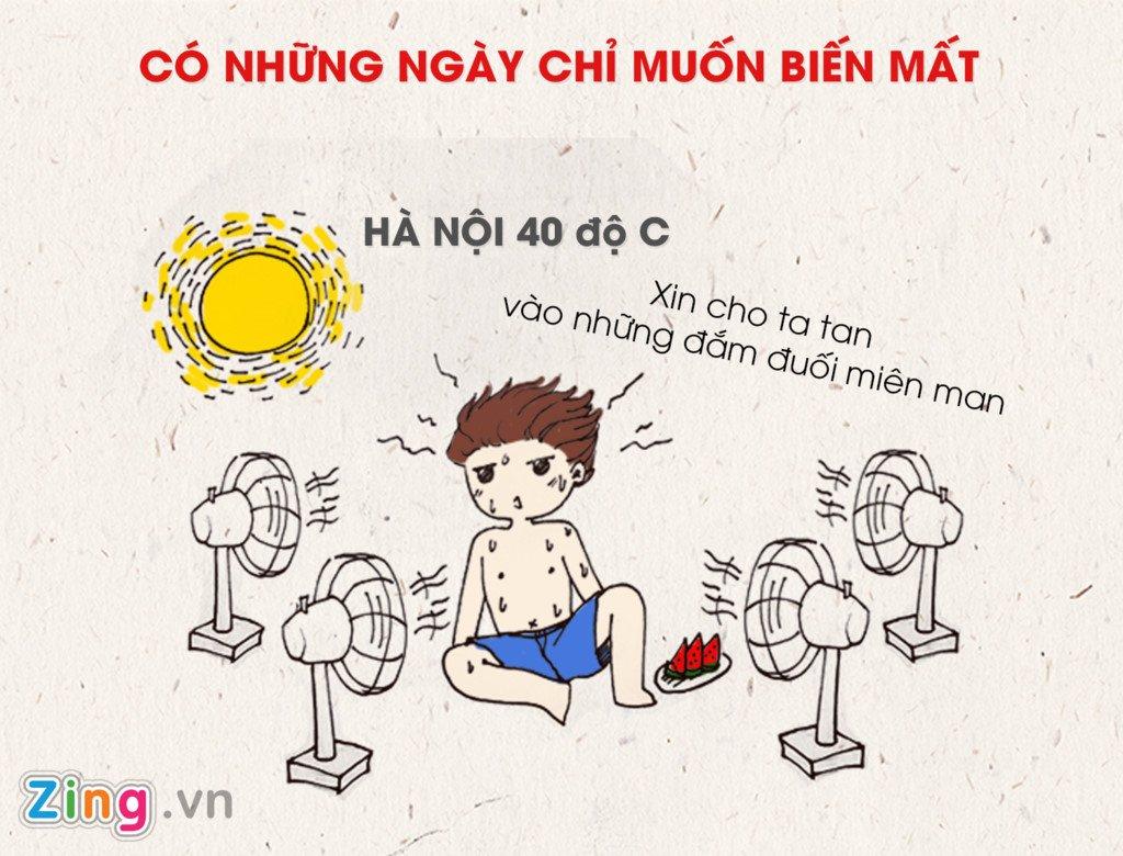 'Khong the song noi' voi thoi tiet nang nong tren 40 do C hinh anh 1