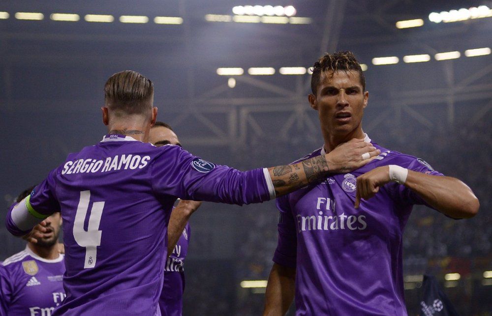 Ket qua chung ket cup C1 2017 Real vs Juventus: Real vo dich Champions League hinh anh 1