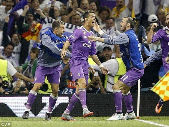 Truc tiep Real Madrid vs Juventus, Link xem tran chung ket C1 2017 hinh anh 1