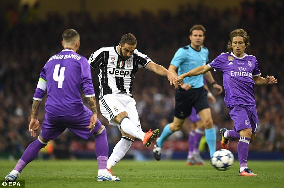 Truc tiep Real Madrid vs Juventus, Link xem tran chung ket C1 2017 hinh anh 9
