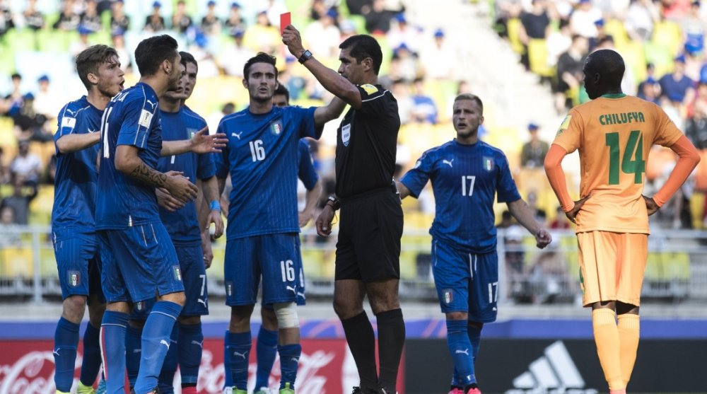 Video truc tiep U20 Italia vs U20 Zambia tu ket U20 the gioi 2017 hinh anh 5