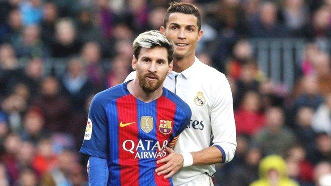 Messi: 'Ronaldo toan dien nhu cau thu ngoai hanh tinh' hinh anh 1