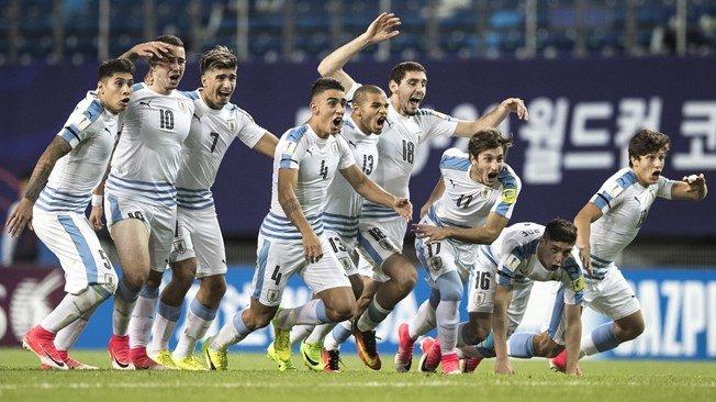Video truc tiep U20 Uruguay vs U20 Venezuela ban ket U20 the gioi 2017 hinh anh 2