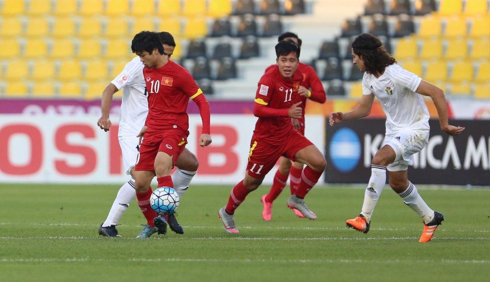 Viet Nam vs Jordan: Cong Phuong, Xuan Truong gap doi thu cu hinh anh 1
