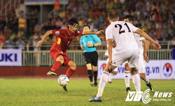 Xem video truc tiep Viet Nam vs Jordan vong loai Asian Cup 2019 hinh anh 5