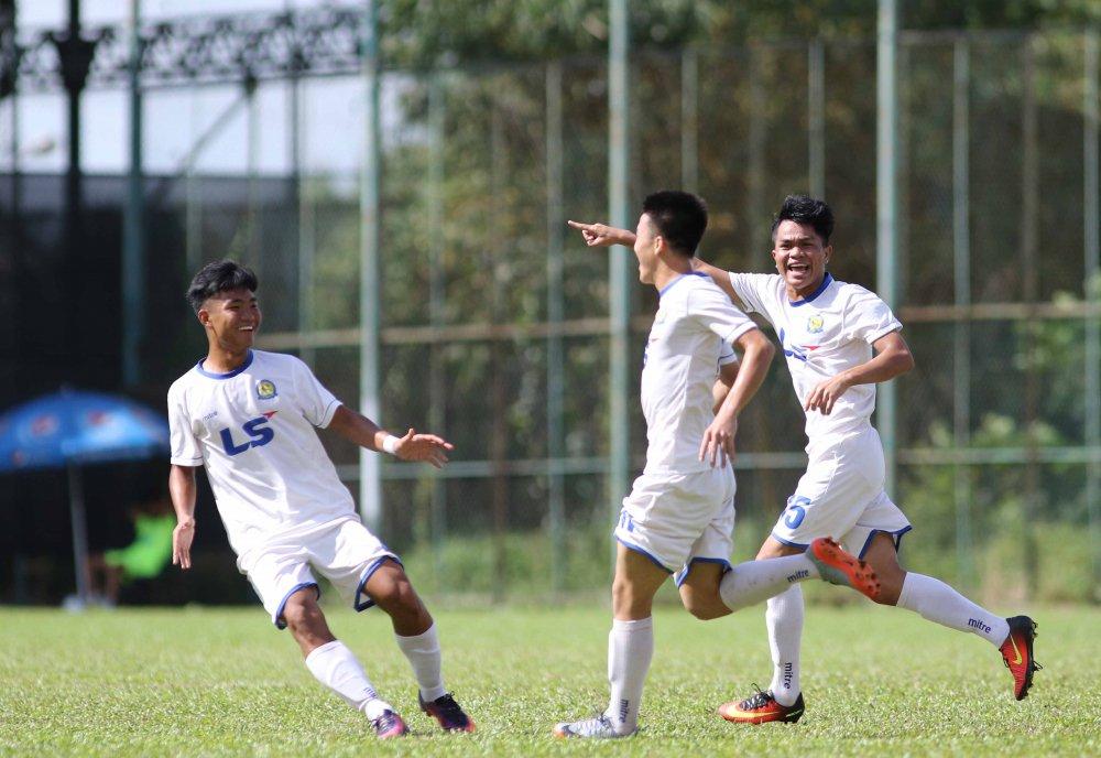 U17 Quoc gia: HAGL thang tran, SHB Da Nang thua soc hinh anh 1