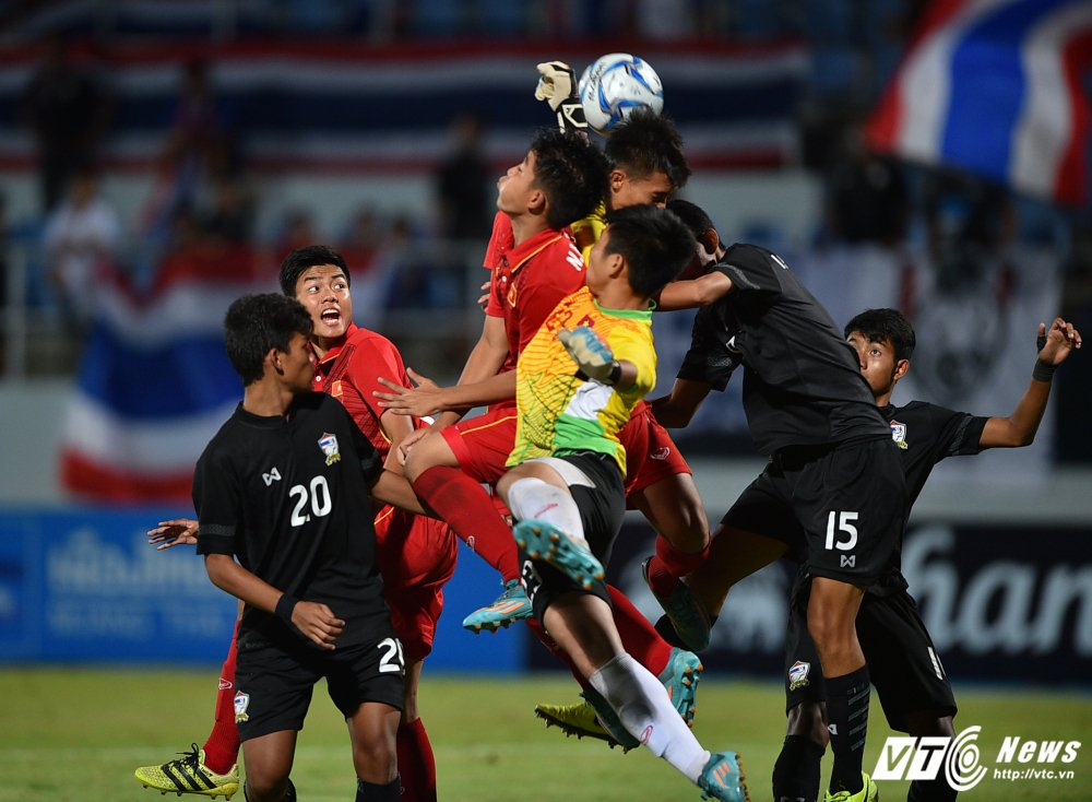 Thang Thai Lan, U15 Viet Nam vo dich Dong Nam A hinh anh 2