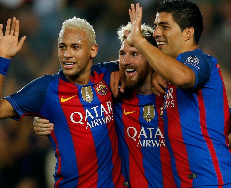 Truc tiep Barca vs MU, Link xem truc tuyen giai bong da ICC Cup 2017 hinh anh 1