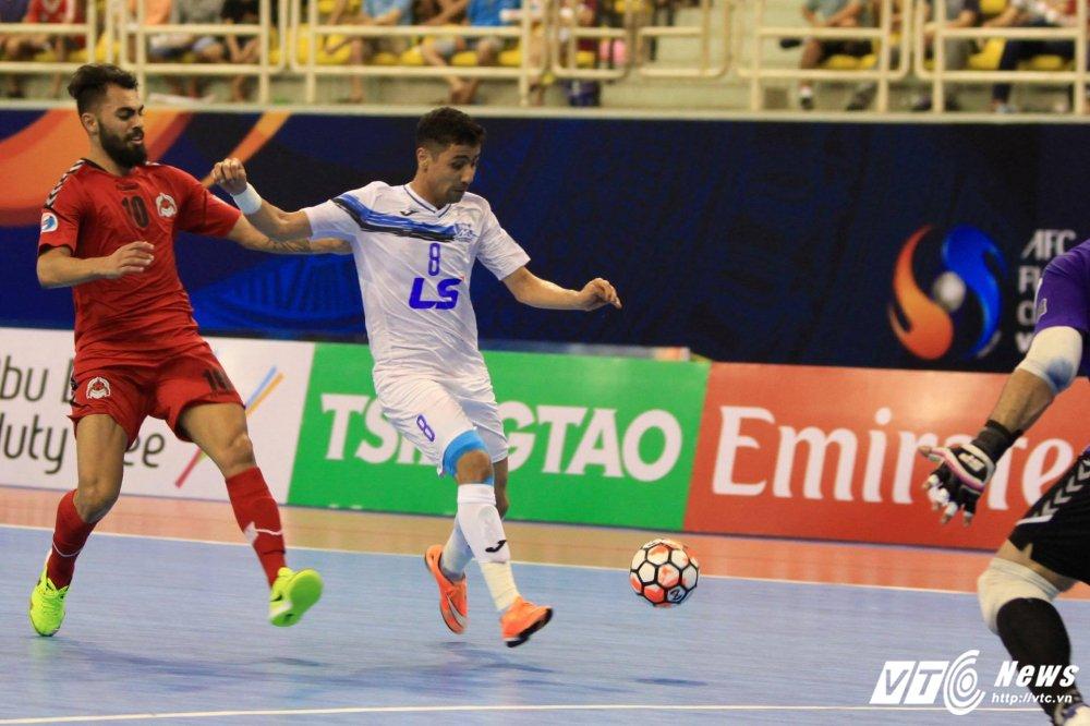 Truc tiep Thai Son Nam vs Al Rayyan tranh hang 3 Futsal cac CLB chau A hinh anh 1