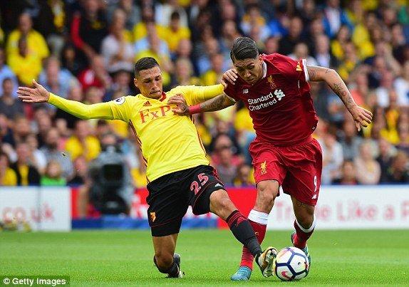 Truc tiep Watford vs Liverpool vong 1 giai Ngoai Hang Anh hinh anh 1