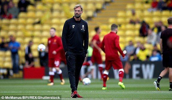 Truc tiep Watford vs Liverpool vong 1 giai Ngoai Hang Anh hinh anh 3