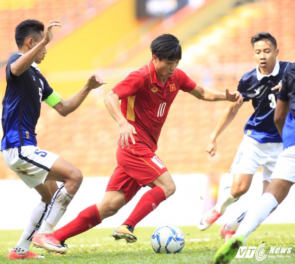 Truc tiep Viet Nam vs Campuchia: Cong Phuong, Tuan Tai lien tiep ghi ban (Hiep 2) hinh anh 5