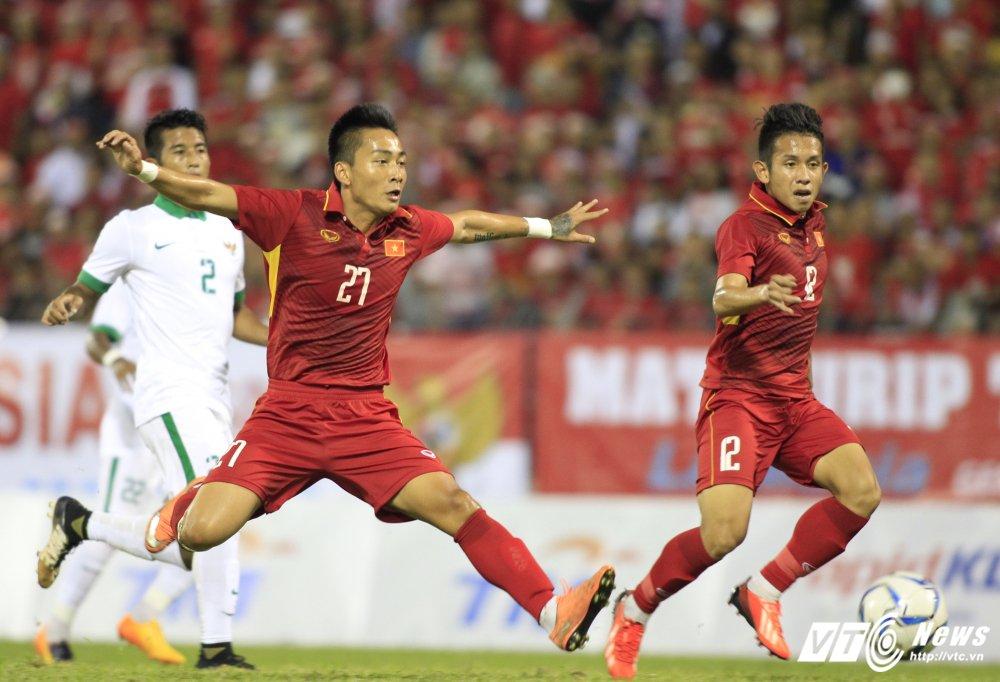 Xem truc tiep Viet Nam vs Indonesia - Bang B bong da SEA Games 29 hinh anh 2
