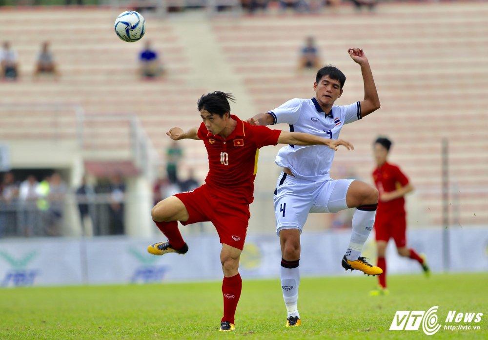 Truc tiep Viet Nam vs Thai Lan - Link xem bang B bong da Seagame 29 (0 - 3) hinh anh 2