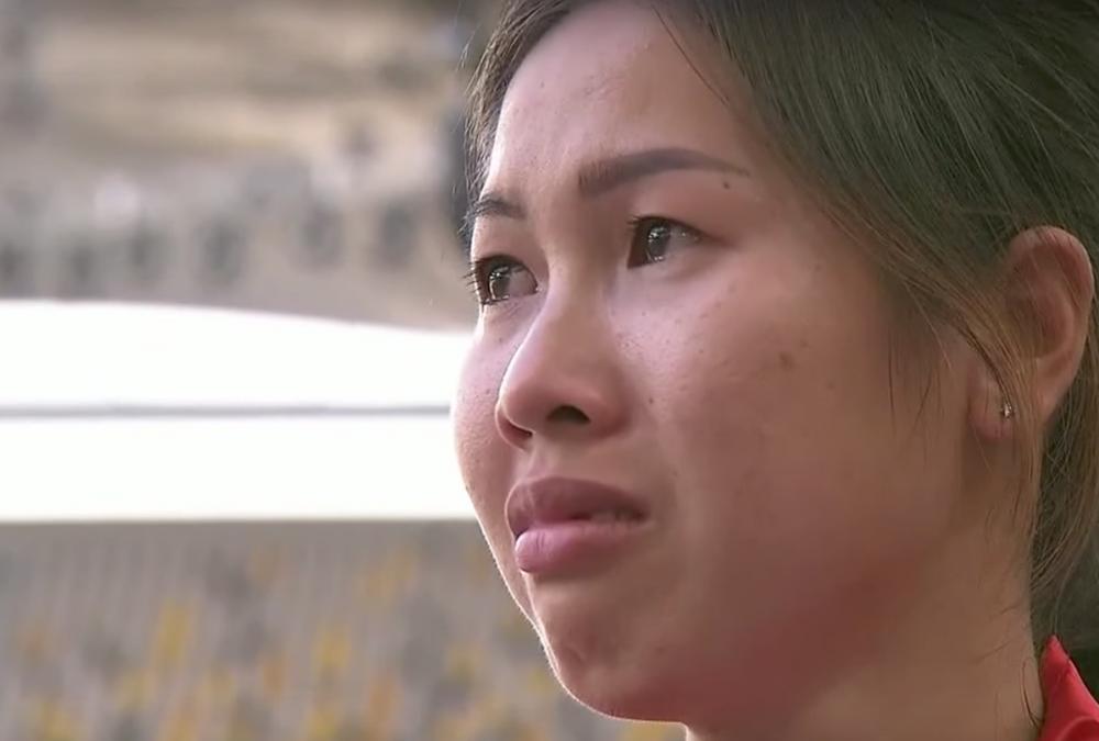 Bi hai SEA Games: VDV Viet Nam roi nuoc mat chia se HCV cho doi thu hinh anh 1