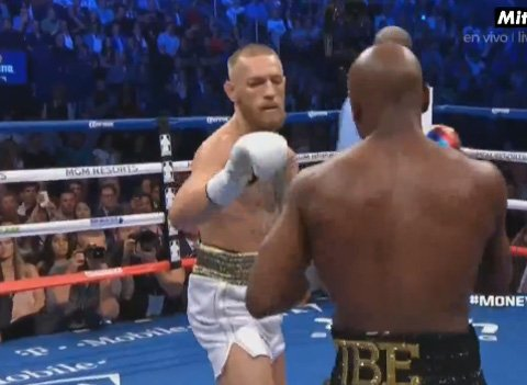 Video Highlight boxing ty USD: Floyd Mayweather  vs Conor McGregor hinh anh 6