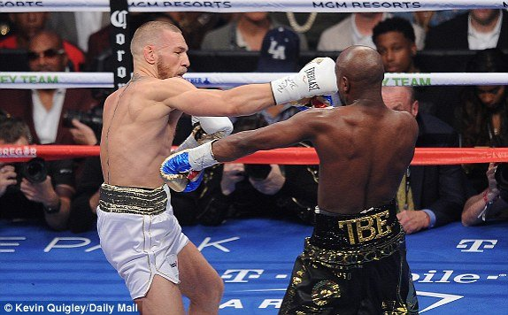 Video Highlight boxing ty USD: Floyd Mayweather  vs Conor McGregor hinh anh 2