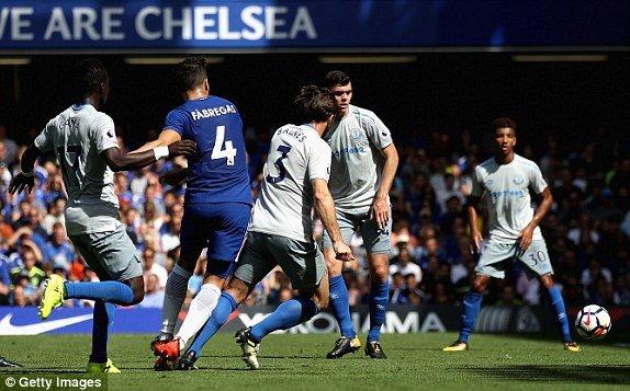 Truc tiep Chelsea vs Everton vong 3 giai Ngoai Hang Anh 2017 hinh anh 2