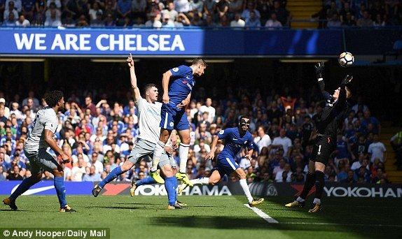 Truc tiep Chelsea vs Everton vong 3 giai Ngoai Hang Anh 2017 hinh anh 1