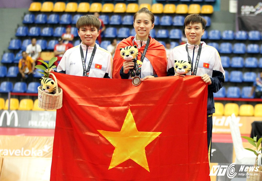 Truc tiep SEA Games 29 ngay 27/8: Thai Lan vuot Viet Nam, chiem ngoi nhi bang hinh anh 6