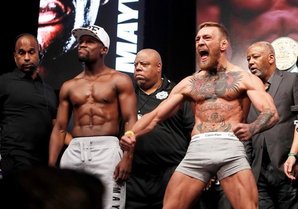 Video Highlight boxing ty USD: Floyd Mayweather  vs Conor McGregor hinh anh 17