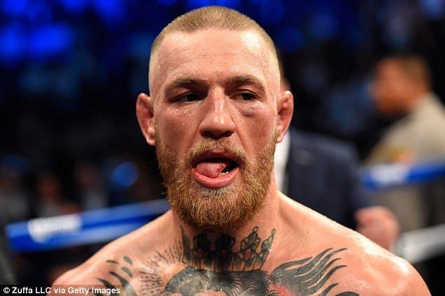 McGregor: Xin nga mu bai phuc Floyd Mayweather hinh anh 1