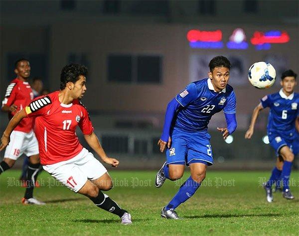 Truc tiep Malaysia vs Thai Lan - Chung ket bong da nam SEA Games 29 hinh anh 6