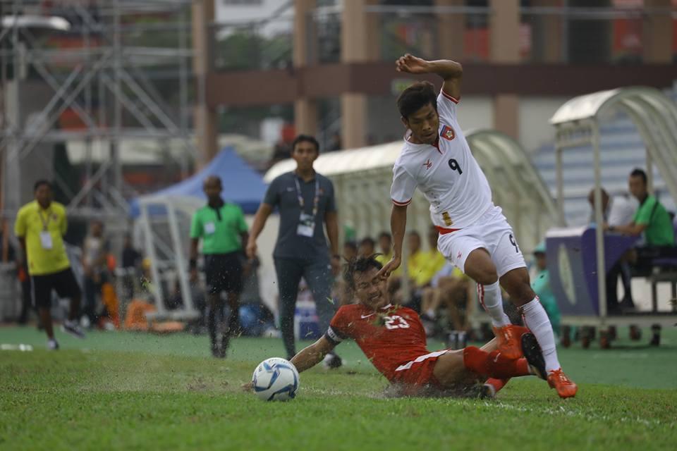 Video ket qua U22 Indonesia 3-1 U22 Myanmar: Huy chuong dong co chu hinh anh 1